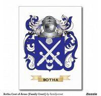 Botha Family crest
