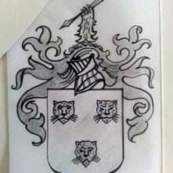 Dorman Family Crest 4
