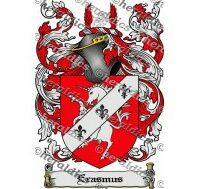 Erasmus family crest
