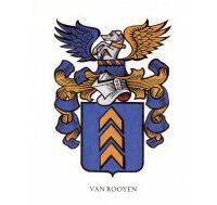 Van Rooyen Family Crest