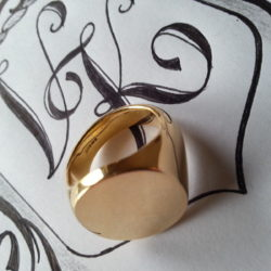 signet ring engraving 12